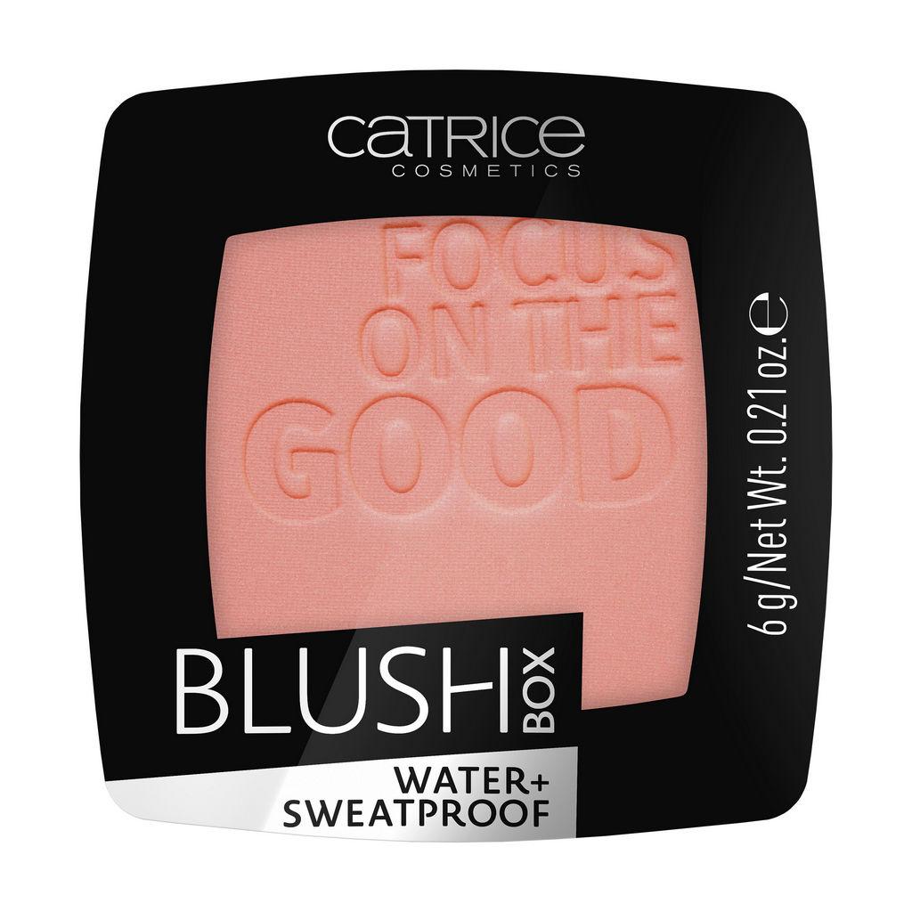 Rdečilo za lica Catrice Box, odtenek 25 Nude peach