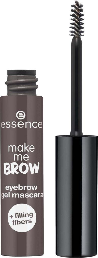 Gel maskara obrvi Essence, make me brow, 04