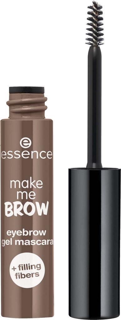 Gel maskara obrvi Essence, make me brow, 05
