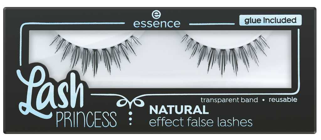 Trepalnice Essence Lash princcess natural