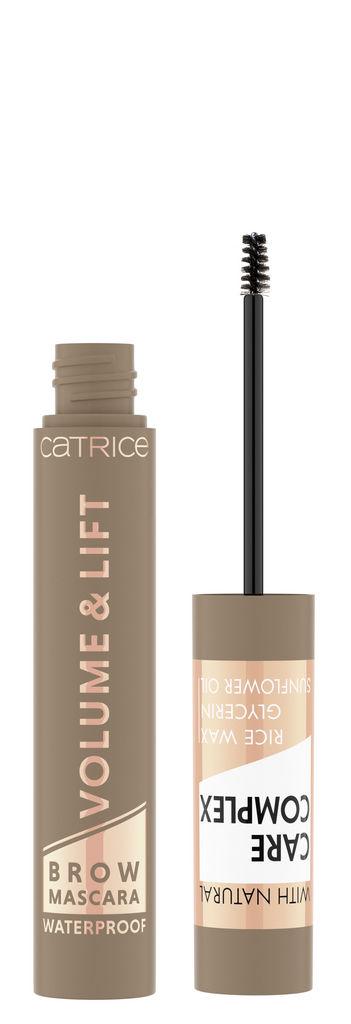 Maskara za obrvi Catrice Volume & Lift 20