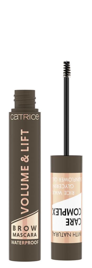 Maskara za obrvi Catrice Volume & Lift 30