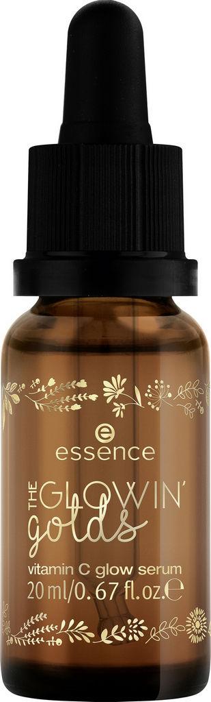 Serum za obraz Essence, the Glowin' golds, vitamin C