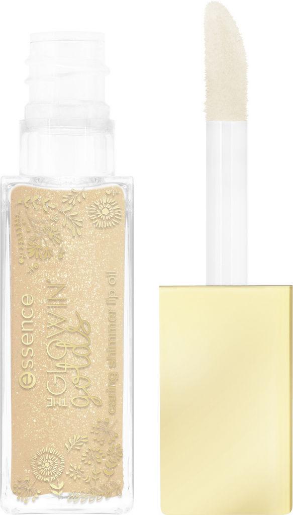 Olje za ustnice Essence, the Glowin' golds, 01