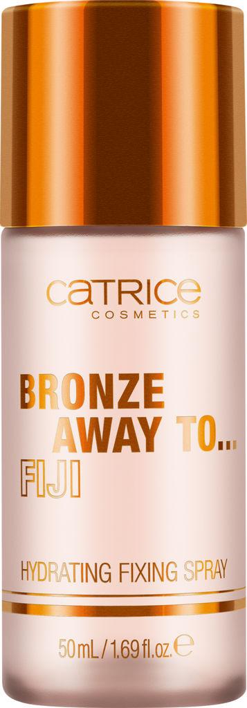 Spray Catrice za utrditev ličil, Bronze Away To… – C01 FIJI, 50 ml