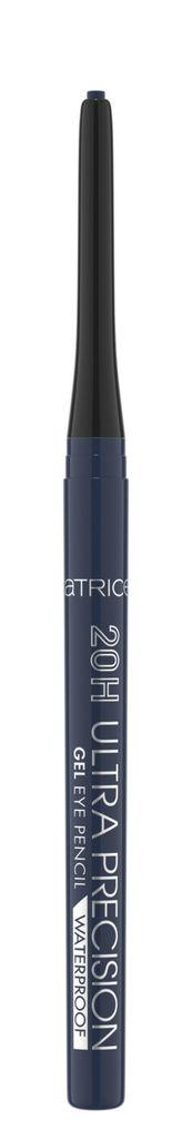 Svinčnik Catrice za oči, vodoodporen, 20H Ultra Precision Gel,  odt. 50