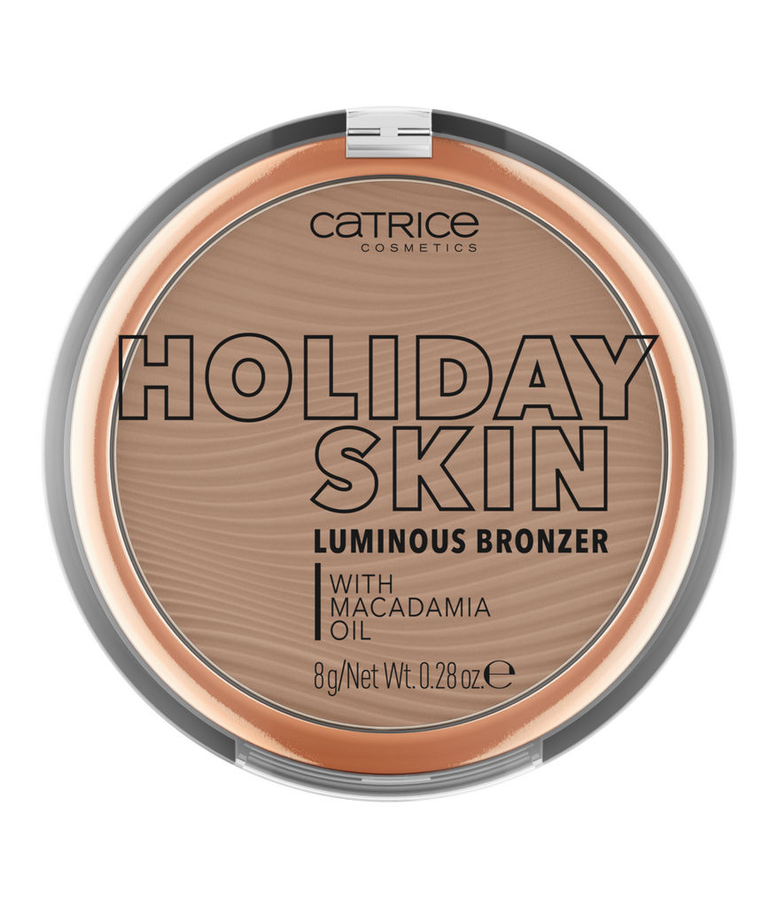 Bronzer Catrice za obraz, Holiday Skin Luminous, odt. 010