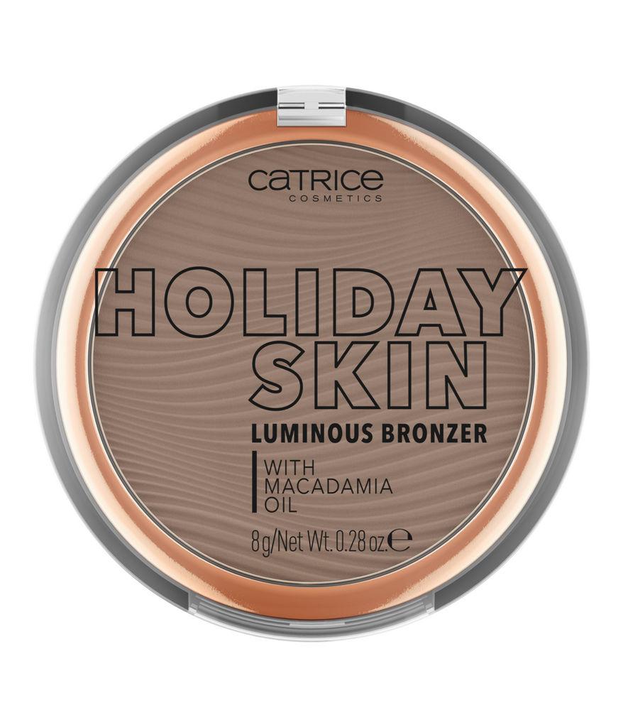 Bronzer Catrice za obraz, Holiday Skin Luminous, odt. 020
