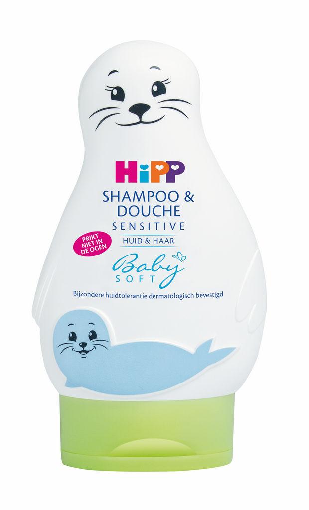 Šampon&gel Hipp Babysanft, 200ml