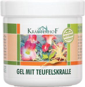 Gel Kräuterhof, Vražji krempelj, 250 ml