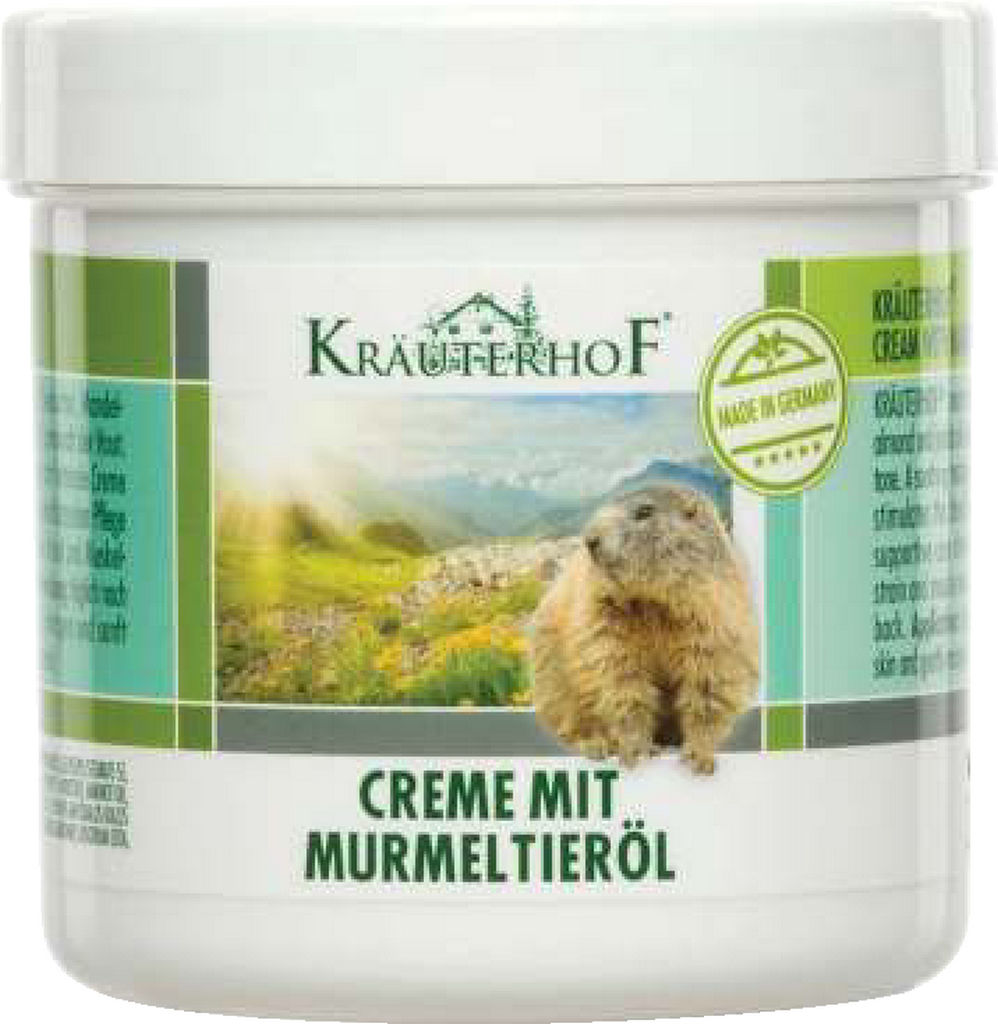 Krema Krauterhof, Svizčeva, 250 ml