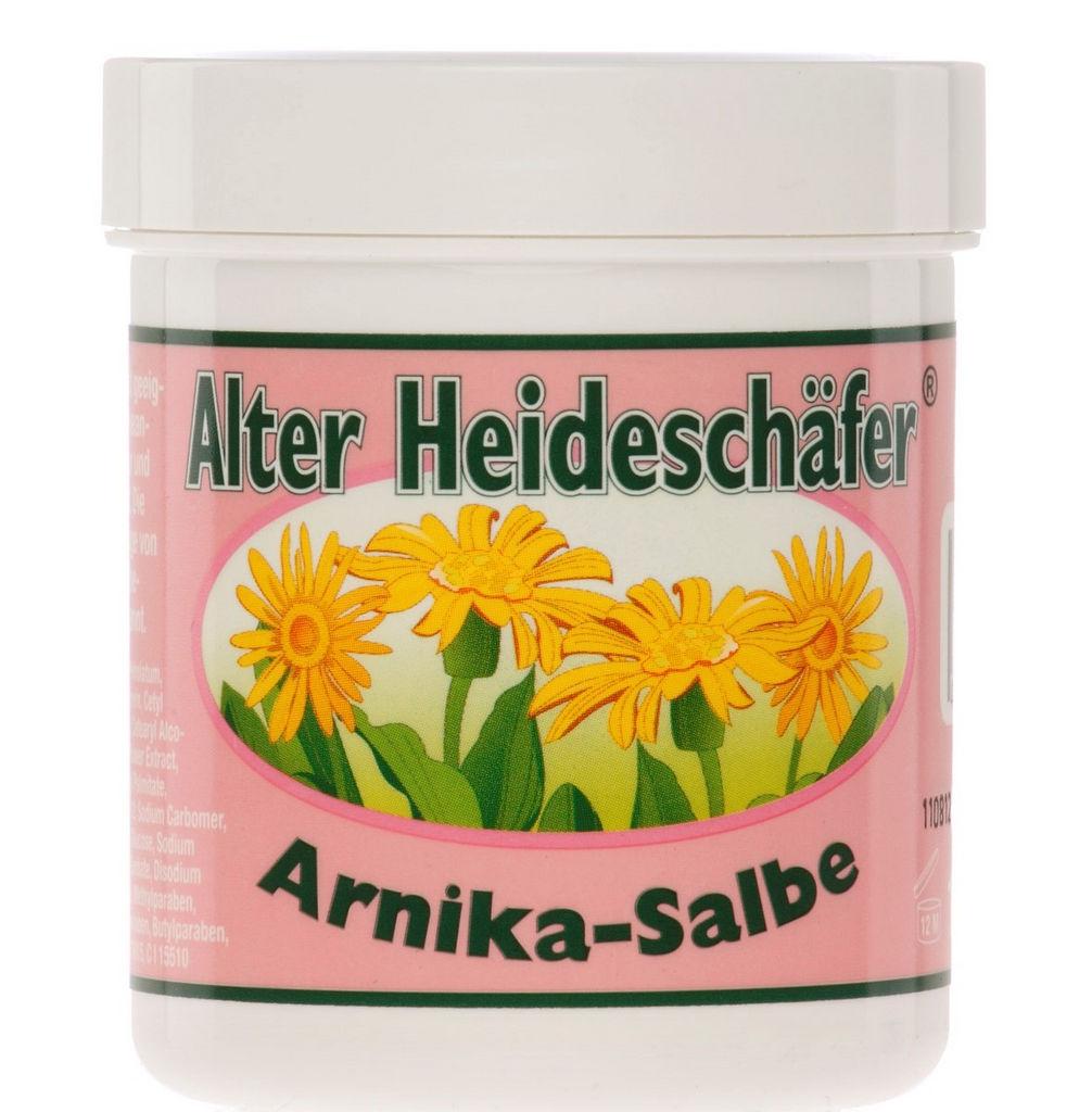 Mazilo Alter Heideschafer, Arnika, 100 ml