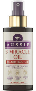 Losion Aussie, 3 oil miracle, 100 ml