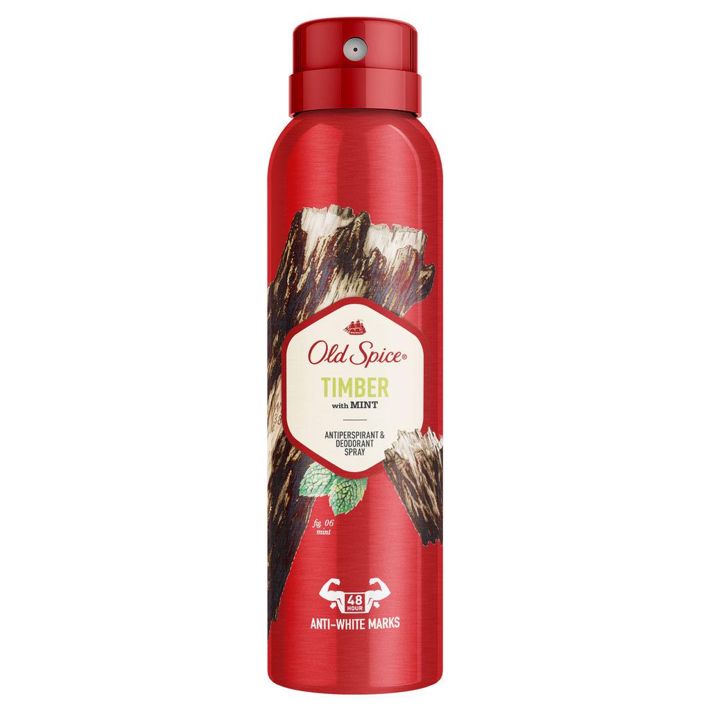 Dezodorant Old Spice, timber, 150ml
