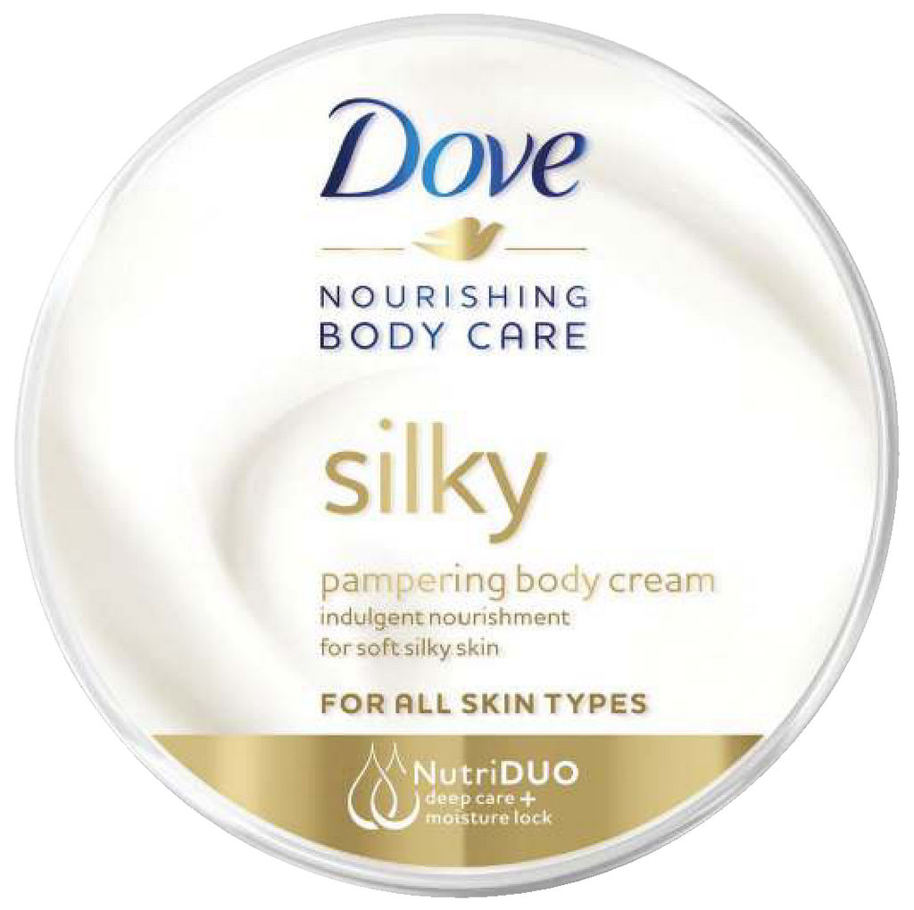 Krema Dove, body silk, 300ml