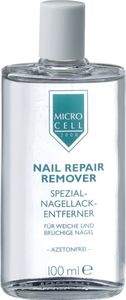 Odstranjevalec laka Nail power, soft remover, 100ml