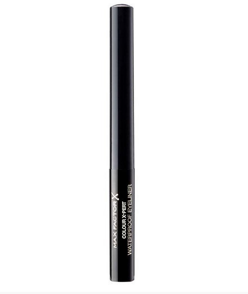 Črtalo za oči Max Factor Color expert, vodoodporno, 01 črna
