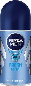 Dezodorant roll-on Nivea, m., f.active,50ml