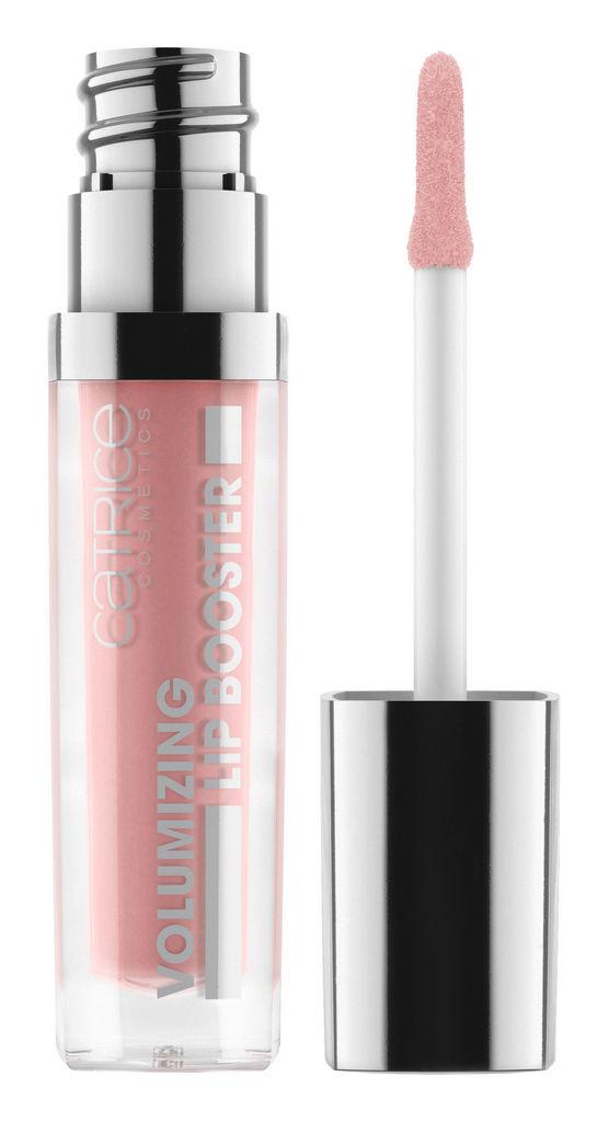 Glos za ustnice Catrice volumizing lip booster, odtenek 10 Pink up the rainbow