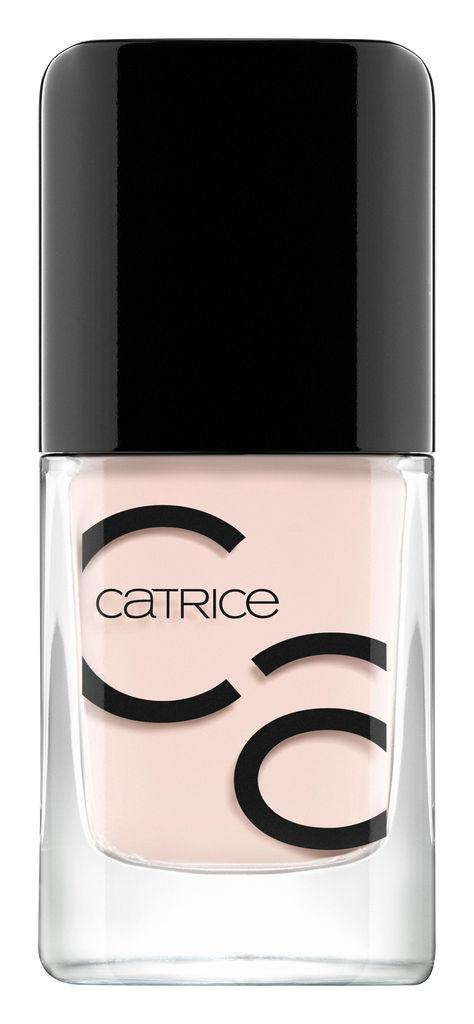 Lak za nohte Catrice, Iconails gel, odtenek 23 Nice cream