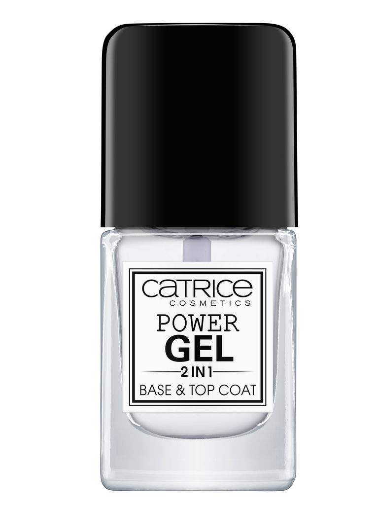 Nadlak za nohte Catrice, Power gel