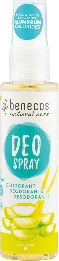 Dezodorant sprej Benecos Aloe Vera naravni, 75ml