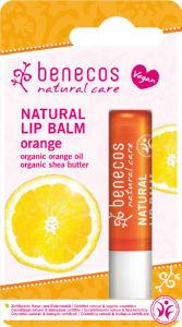 Lip balzam Benecos, pomaranča