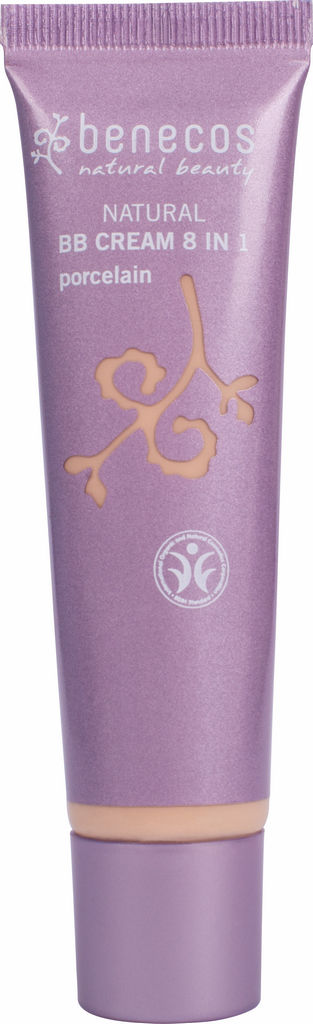 Krema Benecos BB, porcelan, 30ml