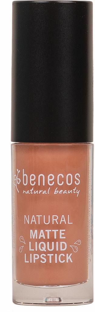 Šminka Benecos, tekoča mat, Desert rose