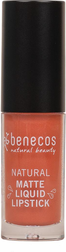 Šminka Benecos, tekoča mat, Coral kiss