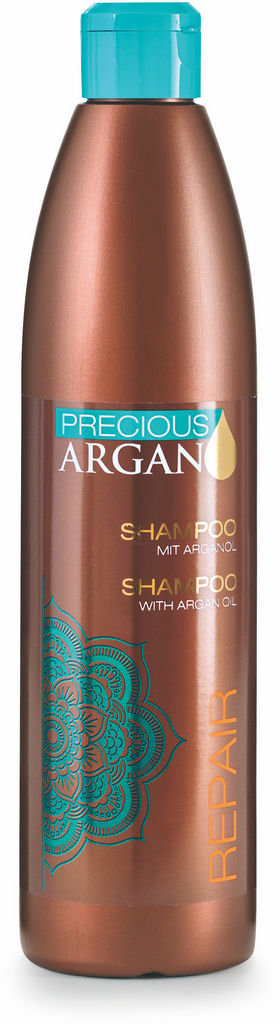Šampon Precious argan, repair, 500 ml