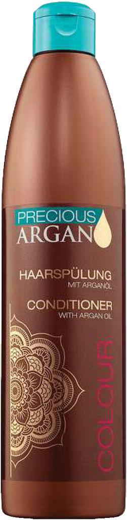 Balzam za lase Precious,  Argan Color za barvane lase, 500 ml