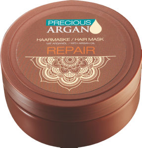 Maska Precious argan, repair, 250ml