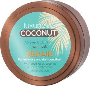 Maska za lase Luxurious coconut, Repair, 500 ml