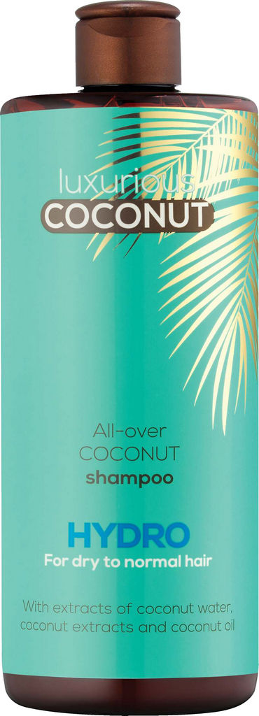 Šampon Luxurious Coconut, Hydro, 500ml