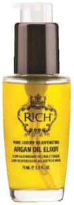 Olje za lase Rich, arganovo, 70ml
