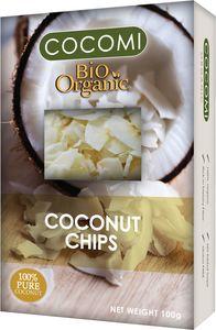 Čips Bio, Cocomi, kokosov, 100 g
