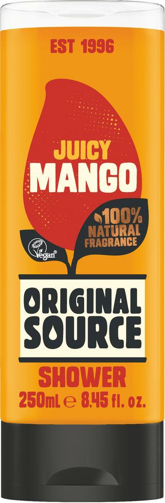 Gel za prhanje Original source, mango, 250 ml
