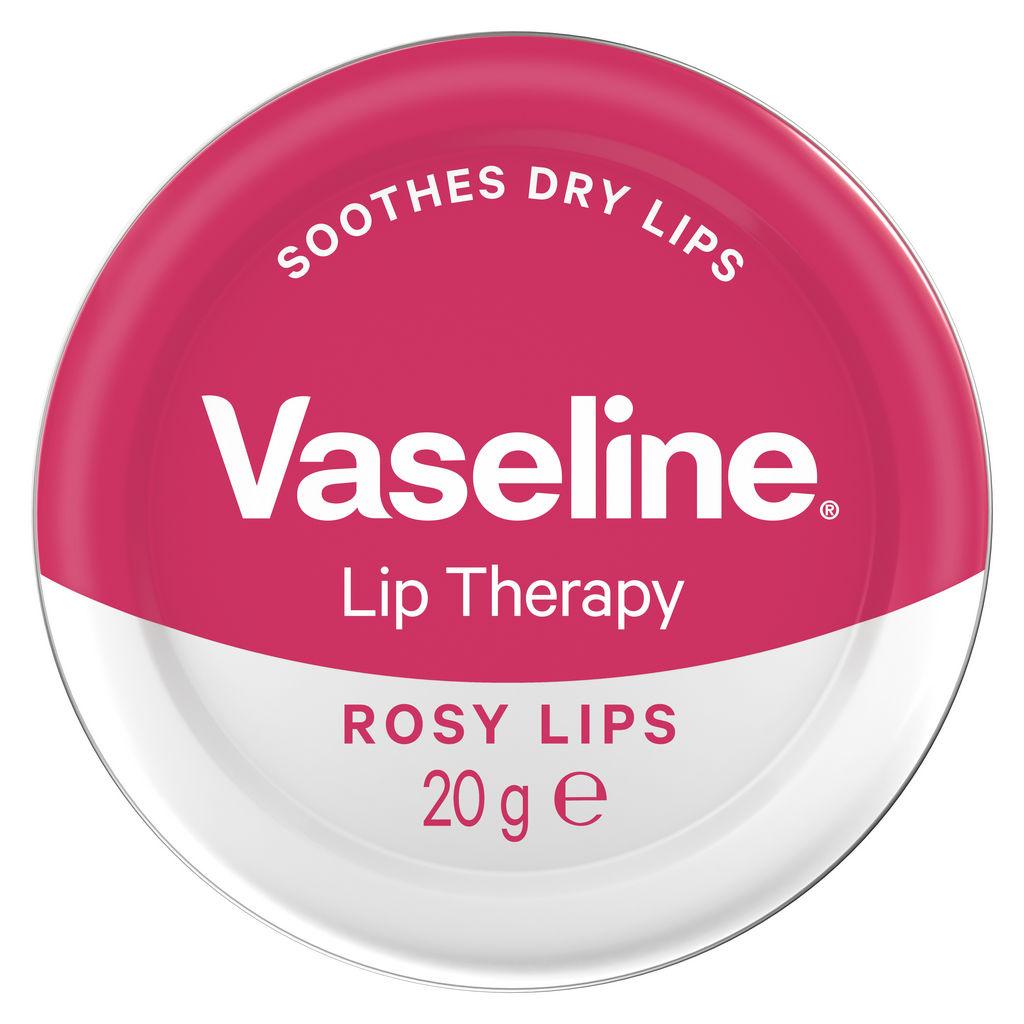 Vaseline Lip Balm Rosy, 20 g