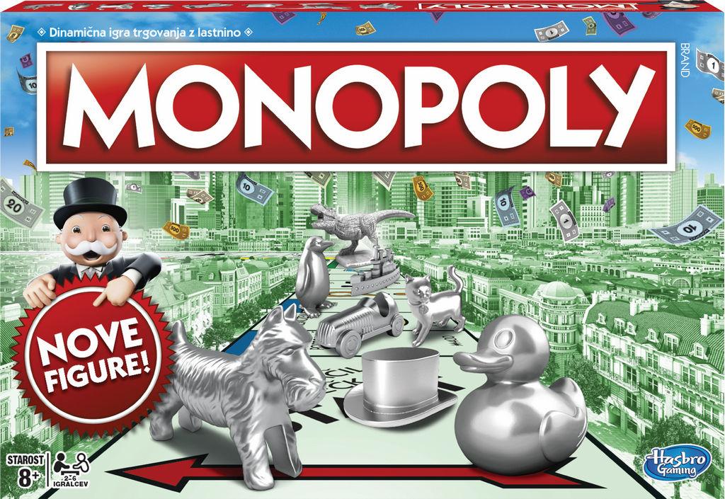 Družabna igra Monopoly, classic