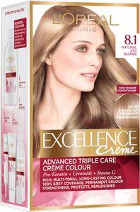 Barva za lase L'Oreal Excellence 8.1