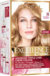 Barva za lase L'Oreal Excellence 8