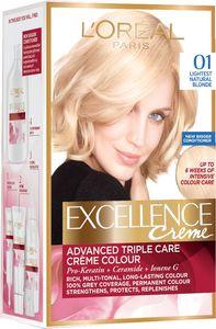 Barva za lase L'Oreal Excellence 01
