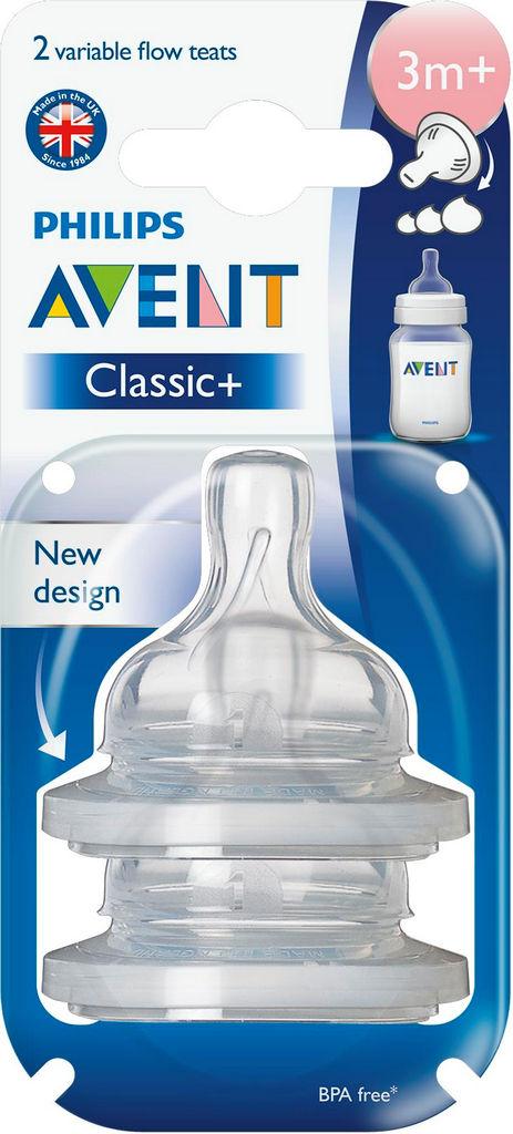 Cucelj Avent za steklenice, sprem.pretok