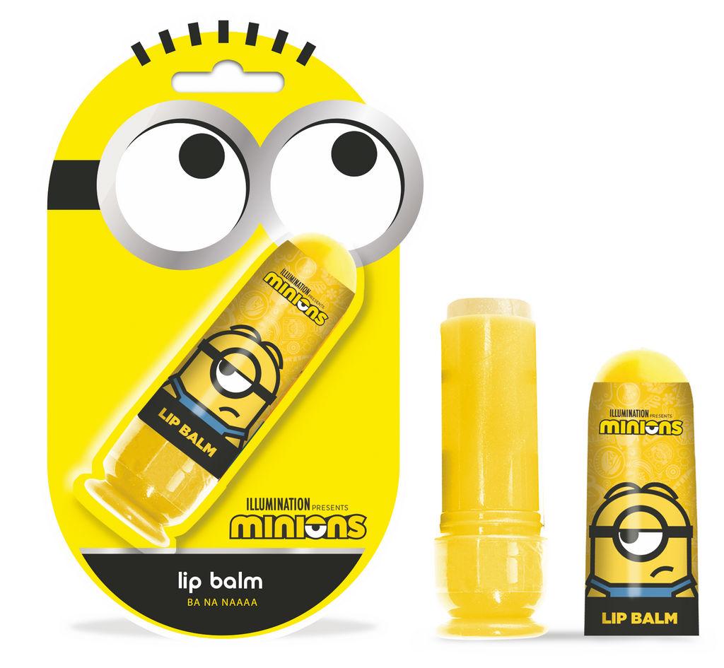 Balzam za ustnice Minions, banana