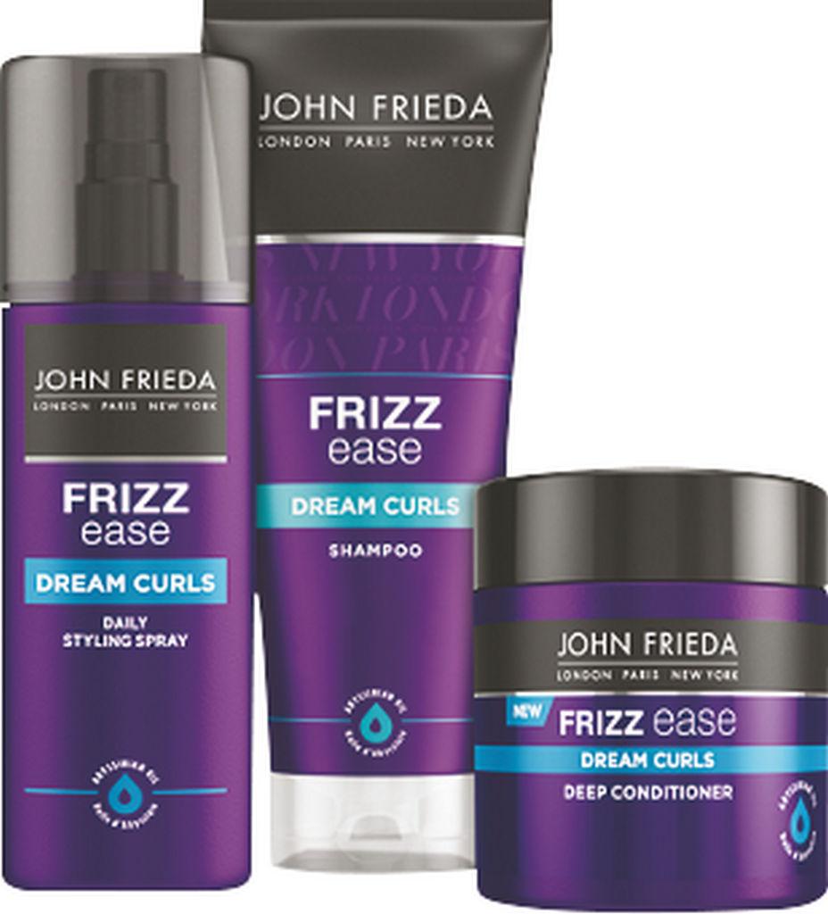 Sprej John Frieda za kodre, 200ml