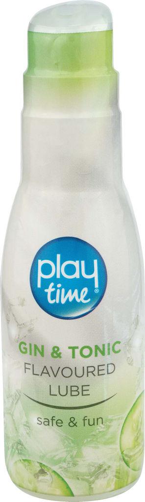Lubrikant Play time, okus gin&tonic, 75ml