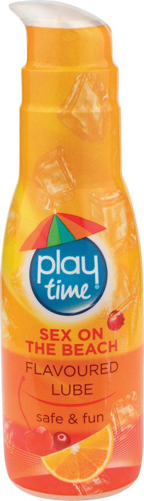 Lubrikant Play time, okus SOTB, 75ml