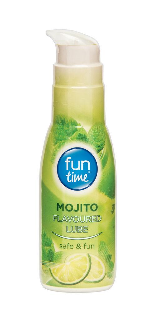 Lubrikant Fun Time, Mojito, 75 ml