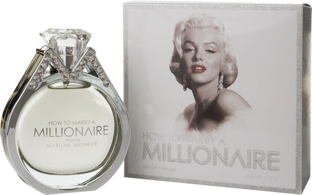 Parfumska voda Marilyn Monroe, Millionair, 50ml